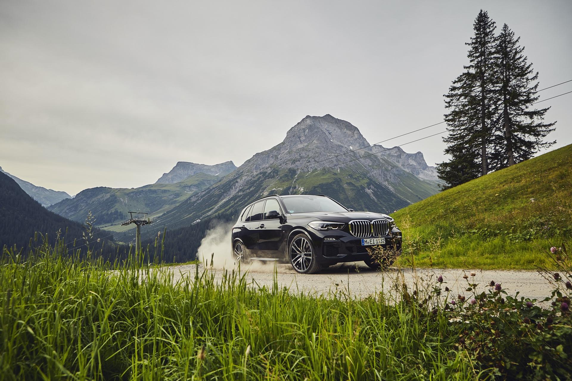 BMW X5 xDrive45e 3