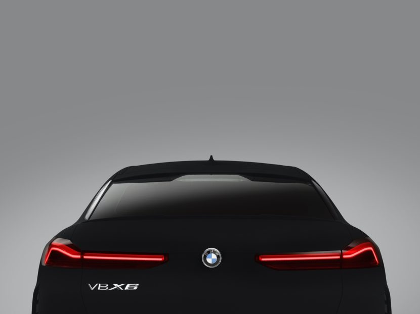 See the new BMW X6 Vantablack in motion and out on the street!