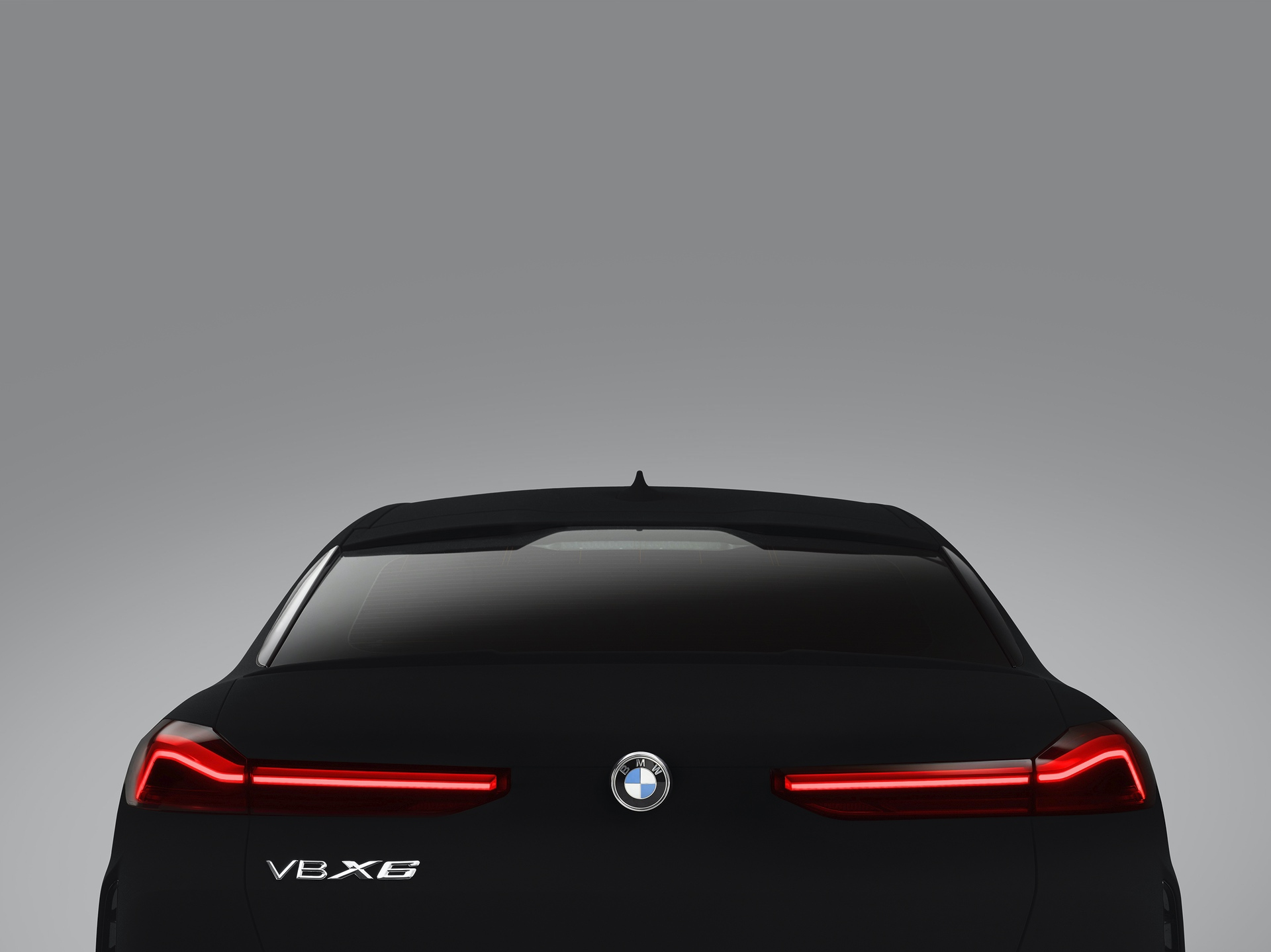 BMW X6 Vantablack 3