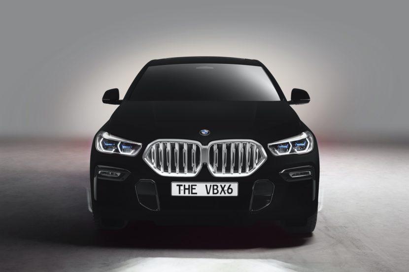 BMW X6 Vantablack 4 830x553