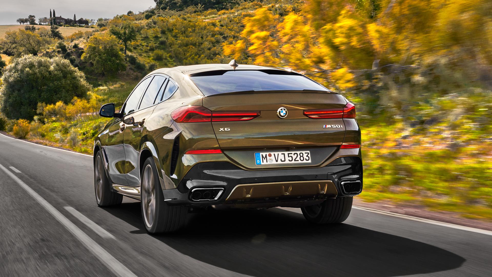 Photo Comparison Bmw X6 M50i Vs Mercedes Amg Gle 53 Coupe