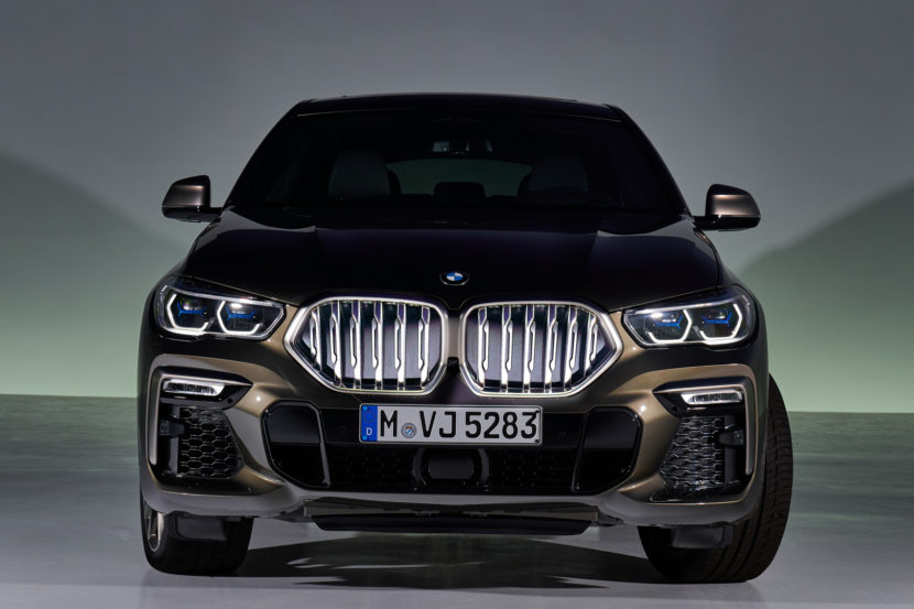 BMW X6 vs Mercedes AMG GLE 53 Coupe 3 of 9 830x553