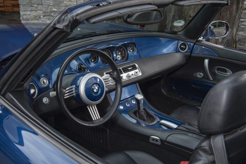 BMW Z8 test drive 01 830x553