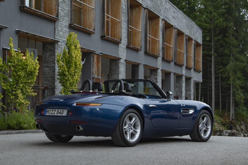 BMW Z8 test drive review 02 830x553