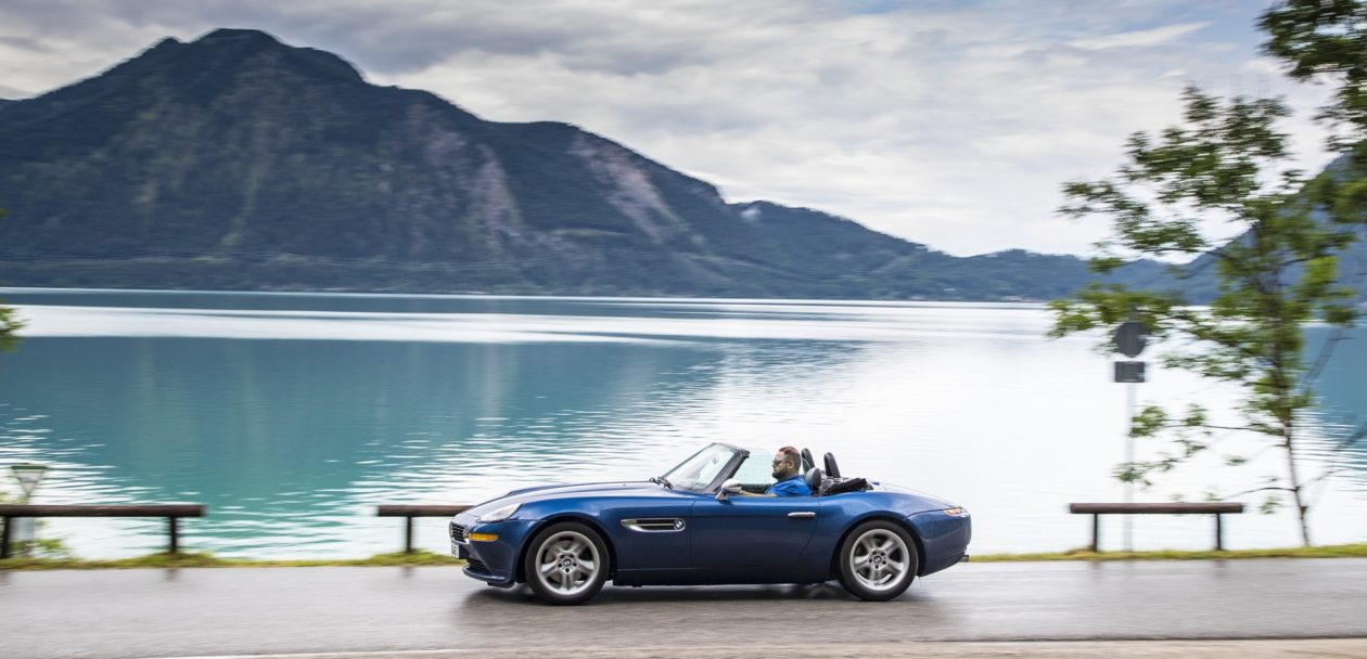 BMW Z8 test drive review 49 1260x608