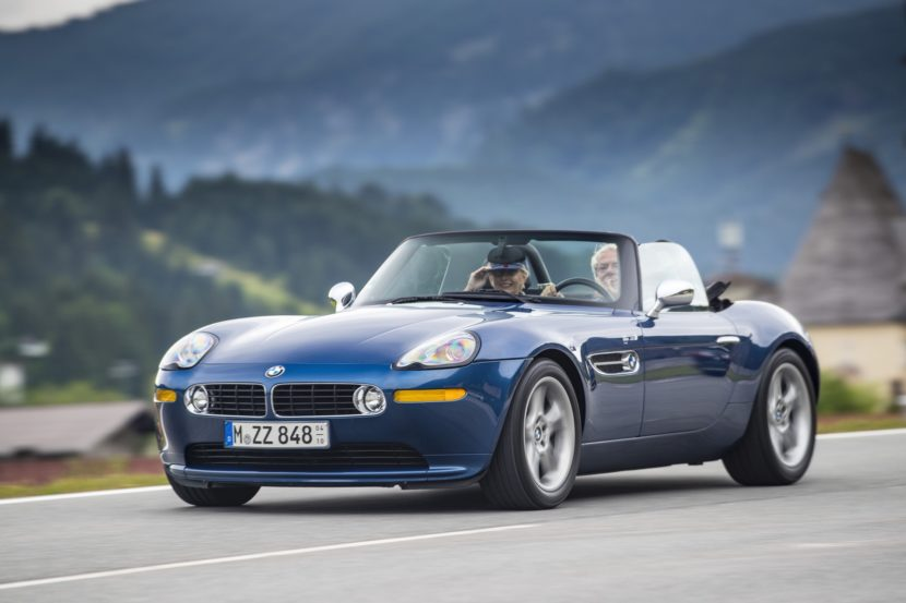 BMW Z8 test drive review 57 830x553