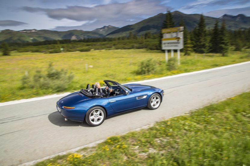BMW Z8 test drive review 64 830x553