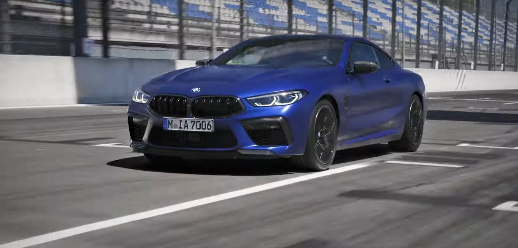 Video: Here's All You Need to Know About the new BMW M8 Models