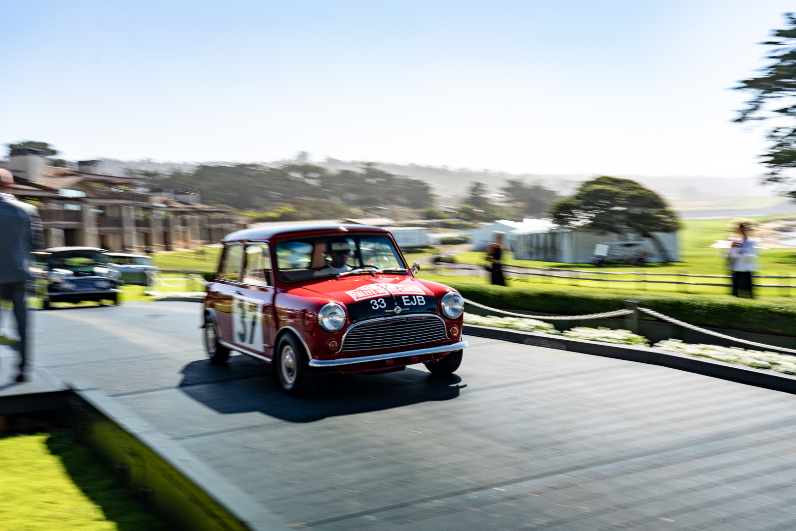 Classic Mini Cooper S 5 of 6