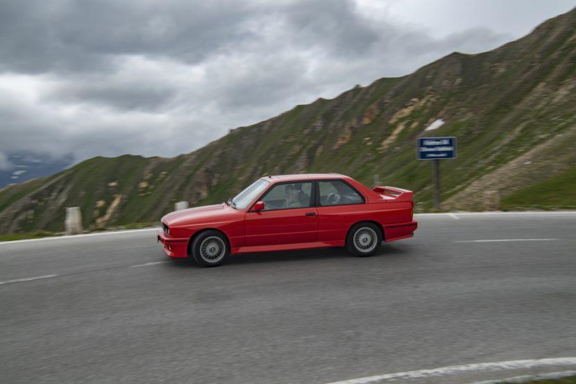 E30 BMW M3 test drive 31 830x553