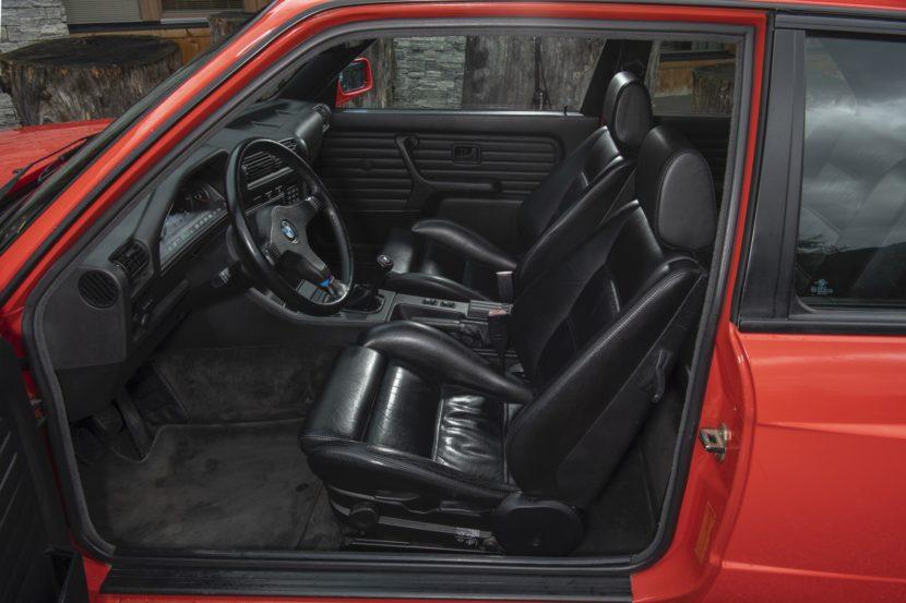 E30 BMW M3 test drive 36 830x553