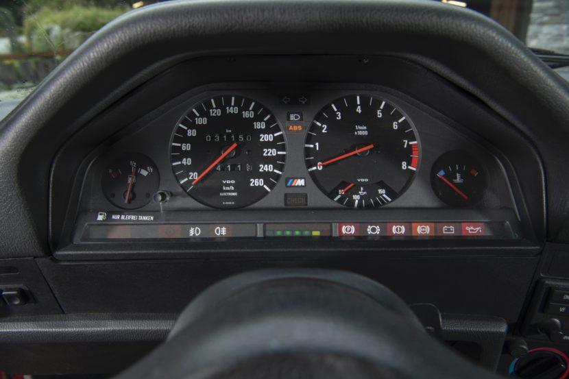 E30 BMW M3 test drive 40 830x553