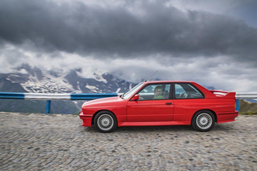 E30 BMW M3 test drive 67 830x553