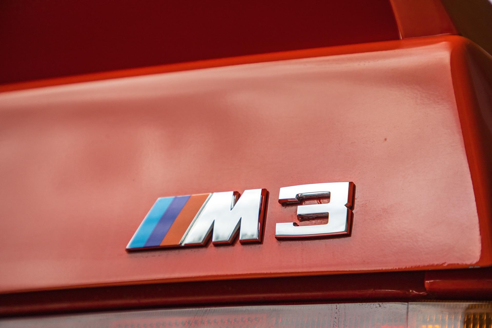 E30 BMW M3 test drive 71