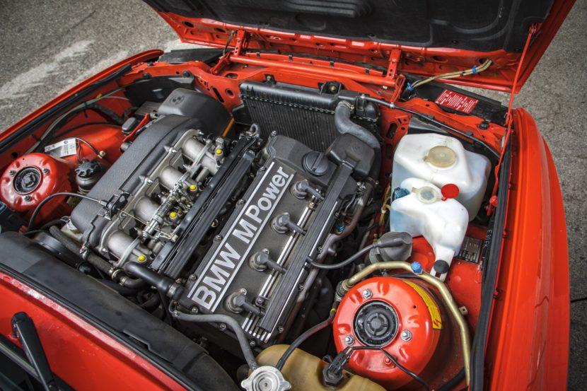 E30 BMW M3 test drive 73 830x553