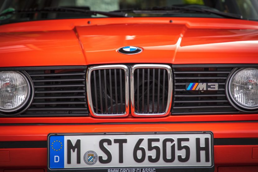 E30 BMW M3 test drive 82 830x553