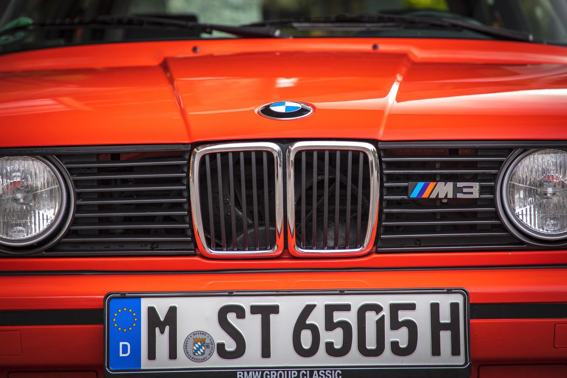 E30 BMW M3 test drive 82