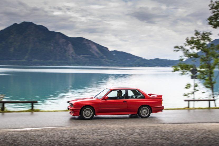 E30 BMW M3 test drive 84 830x553
