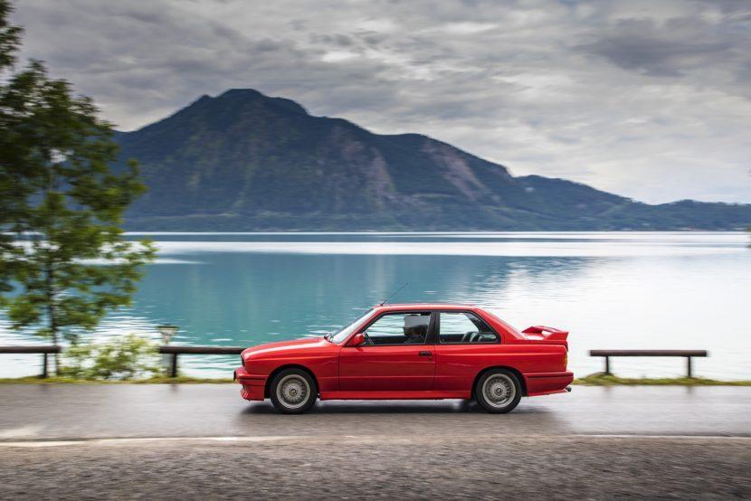 E30 BMW M3 test drive 85 830x554