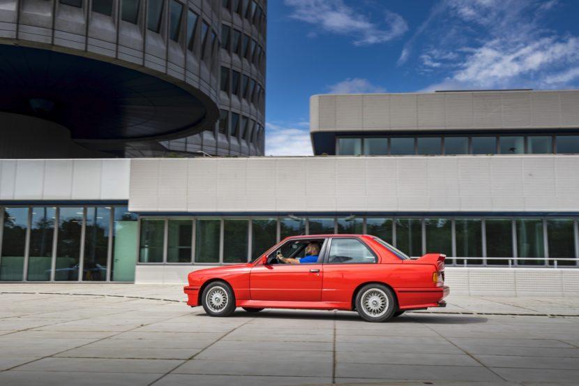 E30 BMW M3 test drive 89 830x553