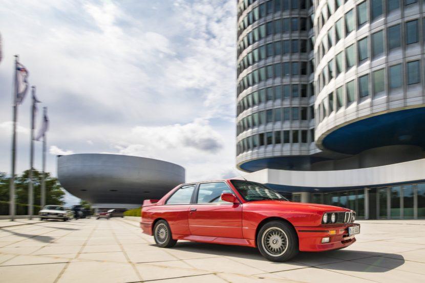 E30 BMW M3 test drive 91 830x553