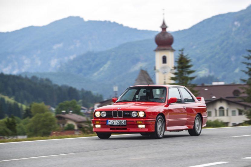 E30 BMW M3 test drive 94 830x553