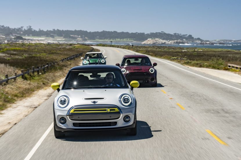 MINI at Pebble Beach: Celebrating the Past, Looking Into the Future