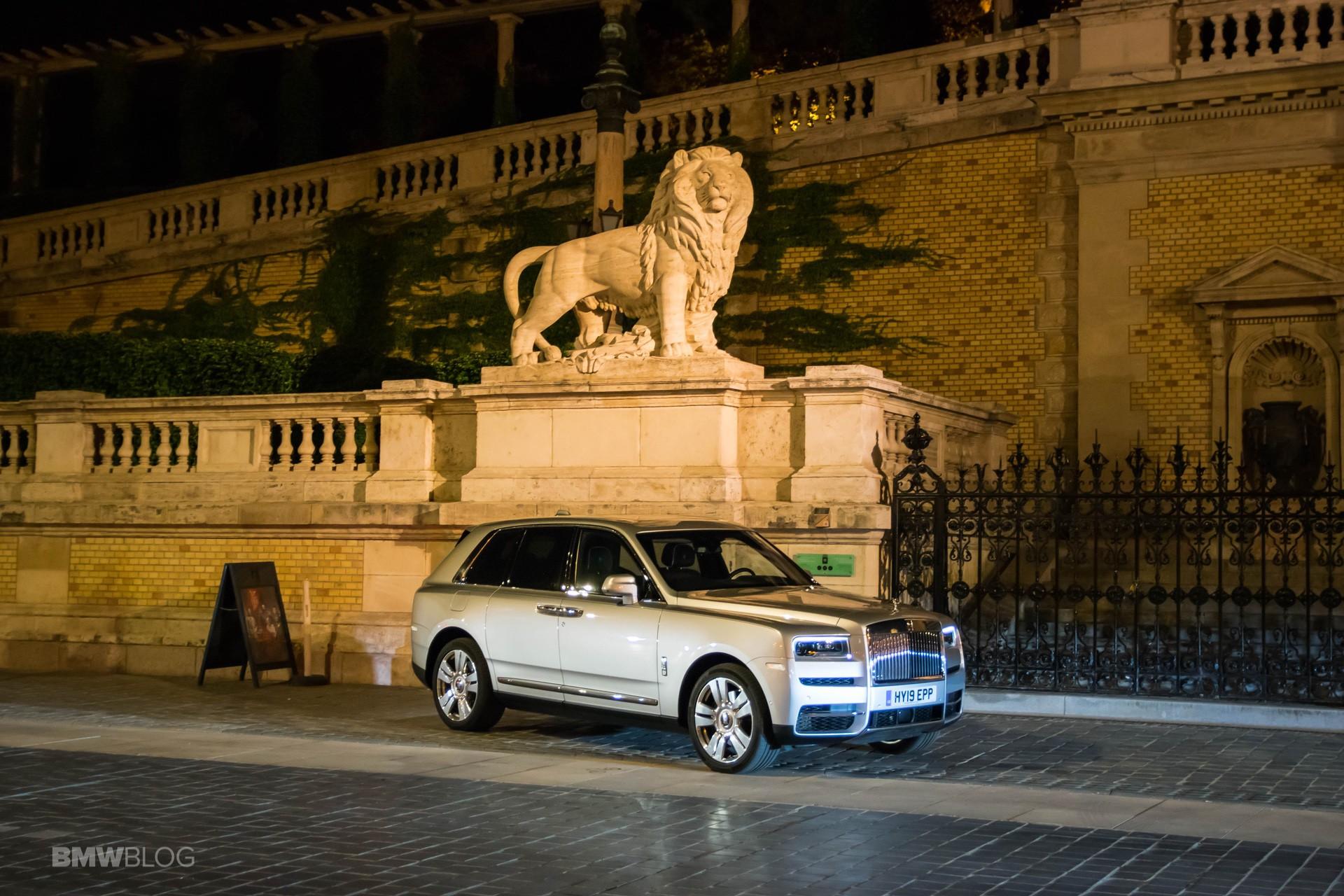 Rolls Royce Cullinan test review 0050