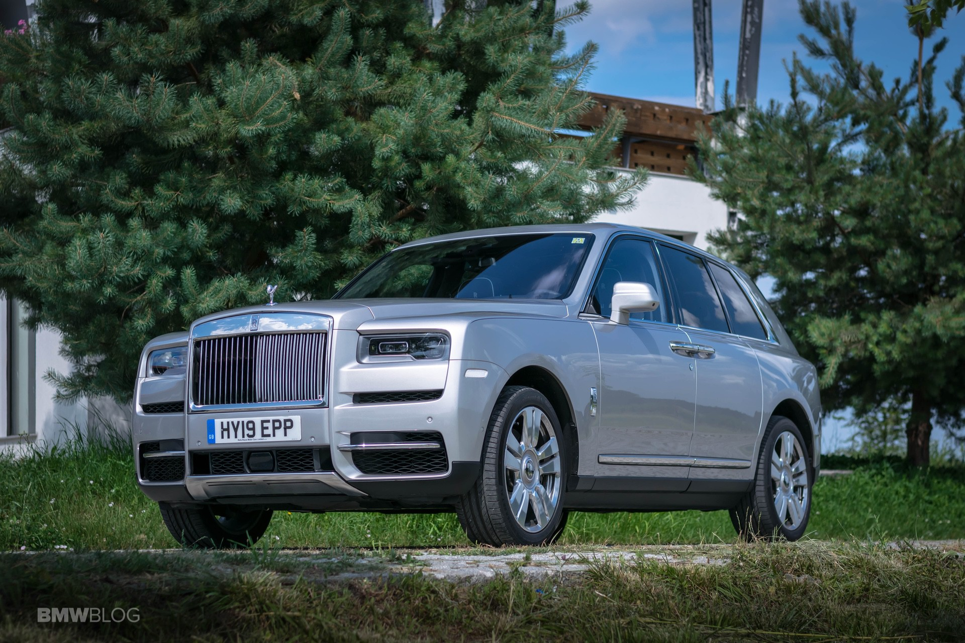 Rolls Royce Cullinan test review 0065