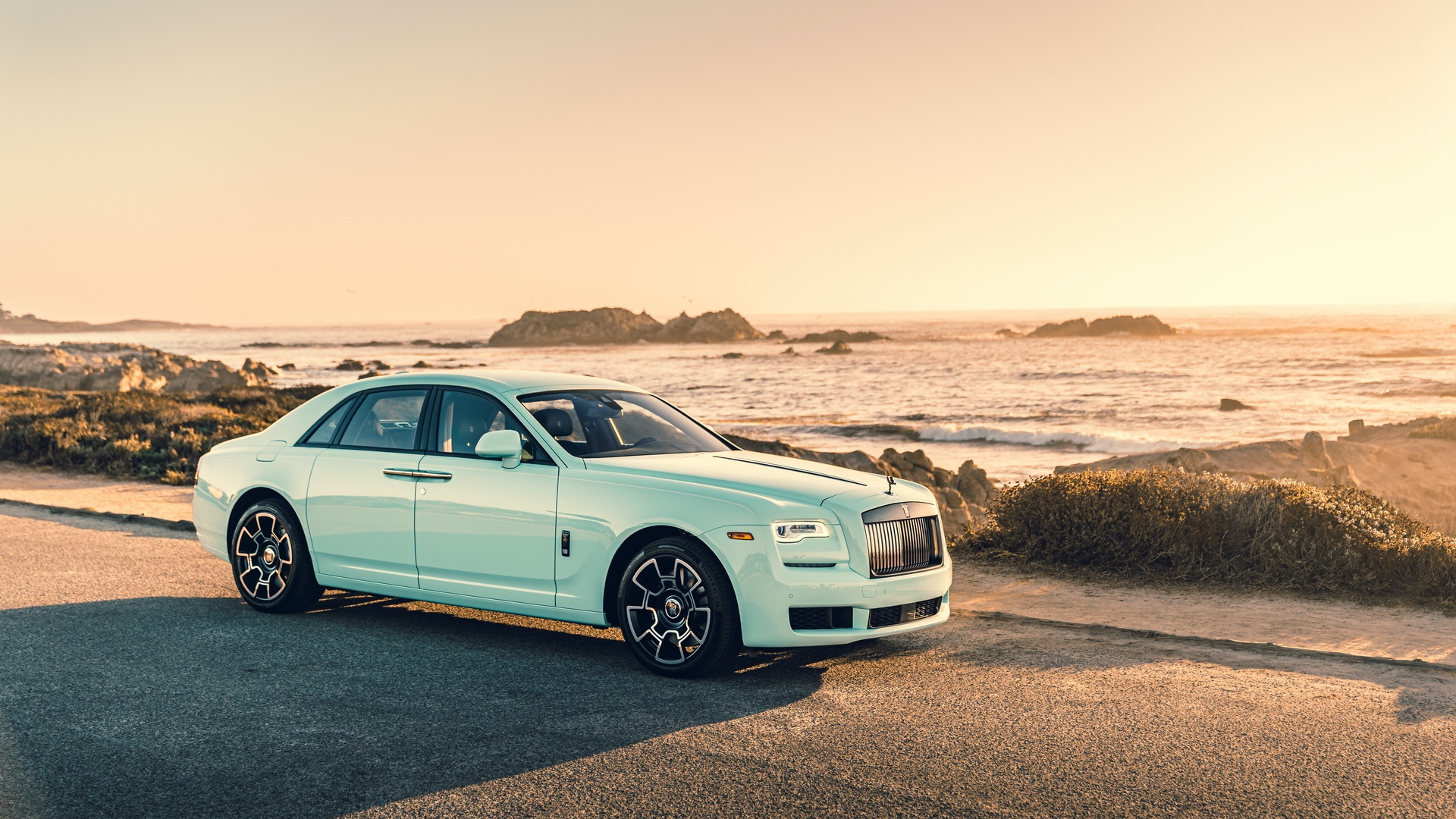 "Rolls-Royce Motor Cars Revealed The ""Pebble Beach 2019"