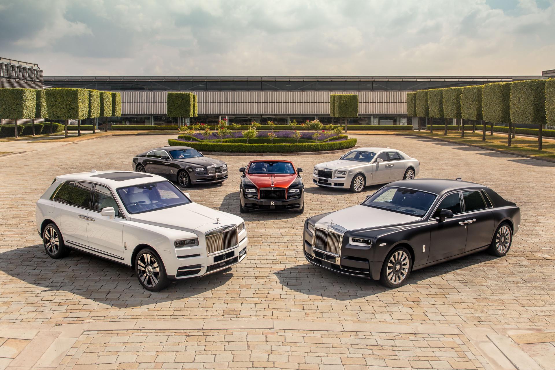 Rolls Royce Home Goodwood 24
