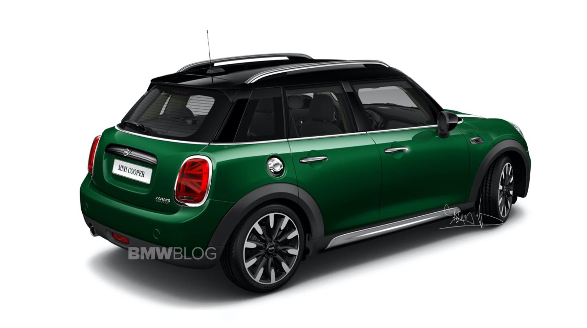 Rumor Mini Prepares An Urban Crossover To Face The Audi A1 Citycarver
