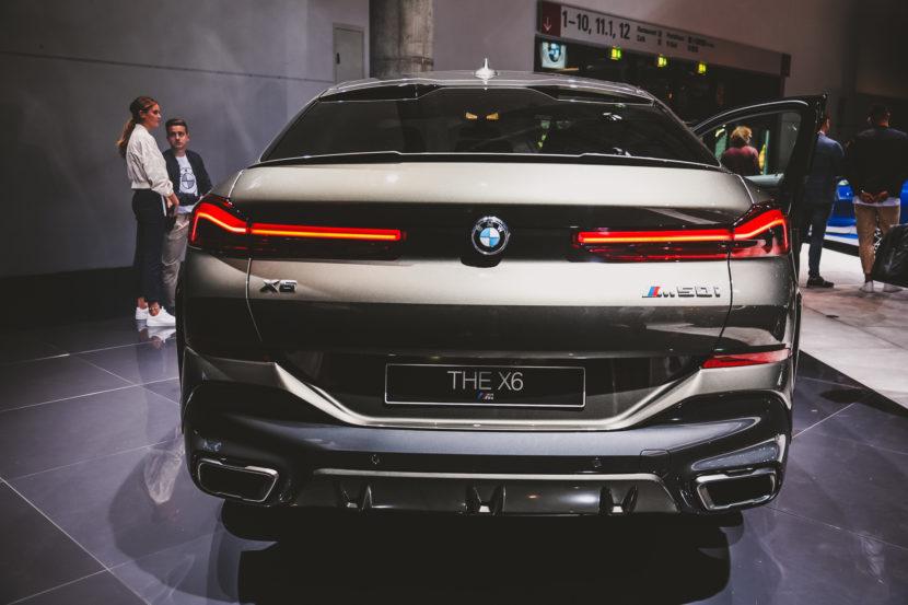 2019 BMW X6 G06 images 13 830x553
