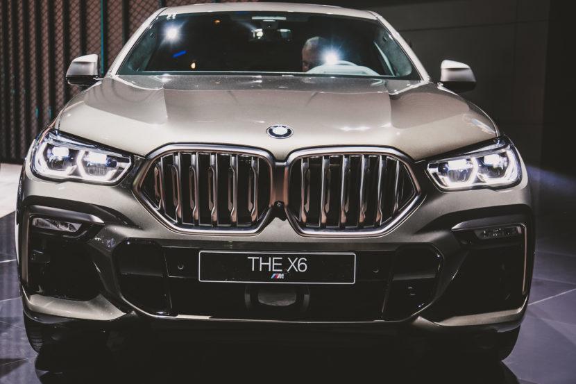 2019 BMW X6 G06 images 2 830x553