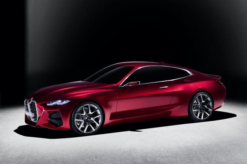 2020 BMW 4 series 0 830x553