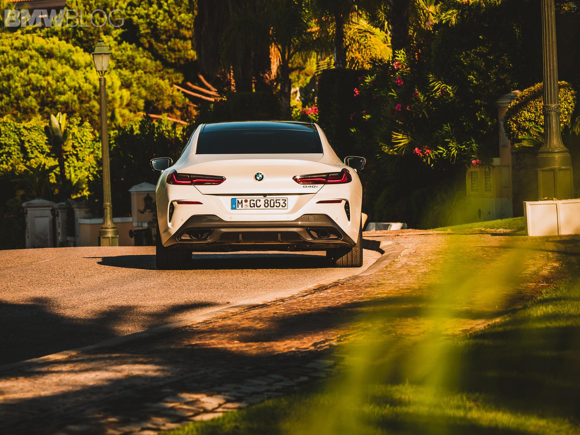 2020 BMW 8 SERIES GRAN COUPE PHOTOS 15