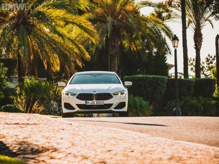 2020 BMW 8 SERIES GRAN COUPE PHOTOS 3 830x623