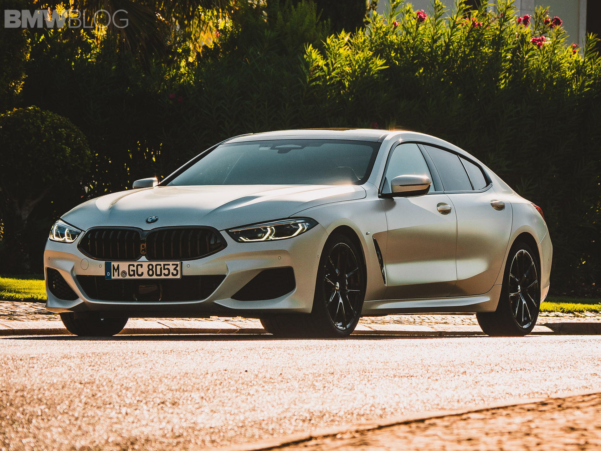 2020 BMW 8 SERIES GRAN COUPE PHOTOS 5
