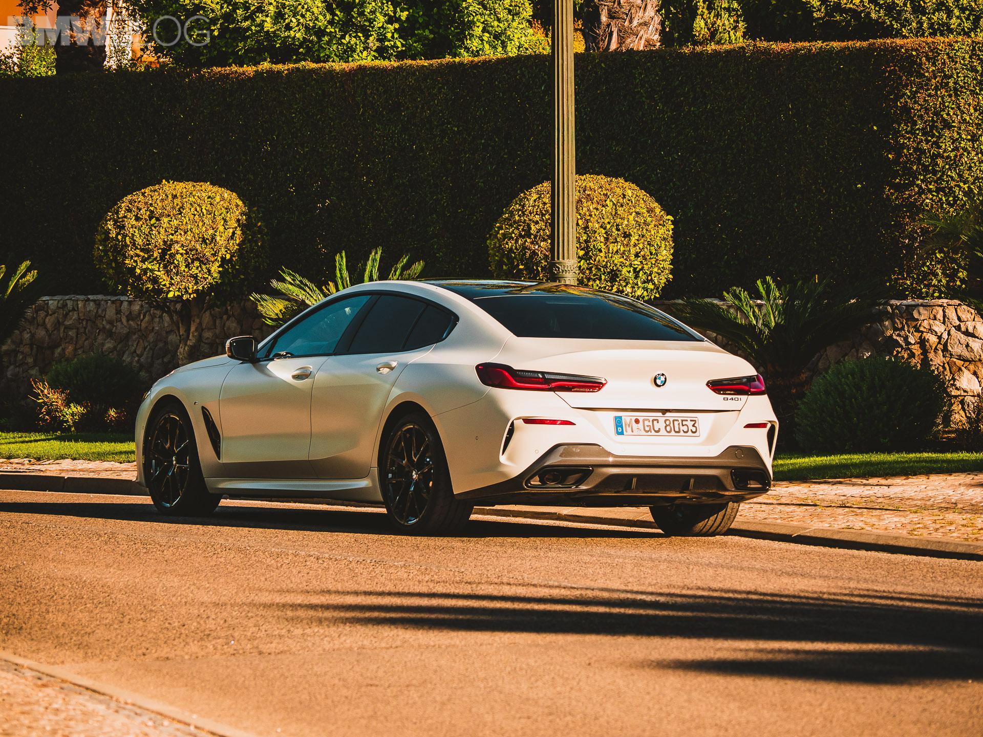 2020 BMW 8 SERIES GRAN COUPE PHOTOS 8