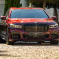 2020 BMW M760Li Aventurine Red 10 120x120