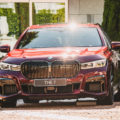 2020 BMW M760Li Aventurine Red 23 120x120