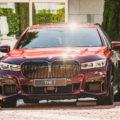 2020 BMW M760Li Aventurine Red 23 120x120