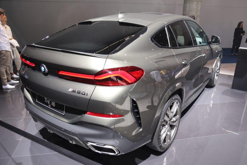 2020 BMW X6 images 1 830x553