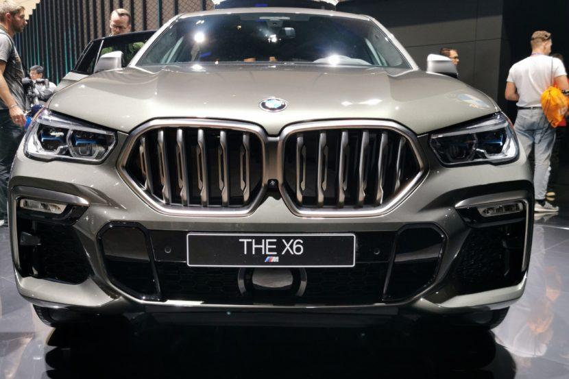 2020 BMW X6 images 3 830x553