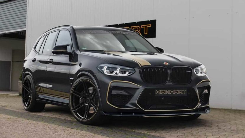 2020 bmw x3 m competition by manhart 830x467