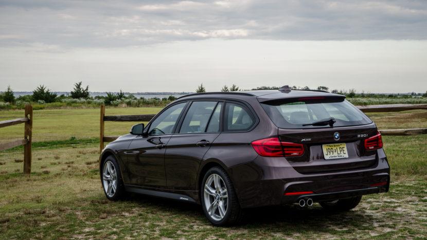 BMW 330i Sports Wagon Smoked Topaz 15 of 35 830x467