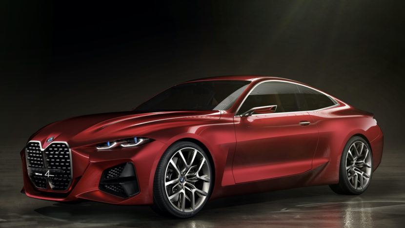 BMW Concept 4 Comparison 4 of 6 830x467