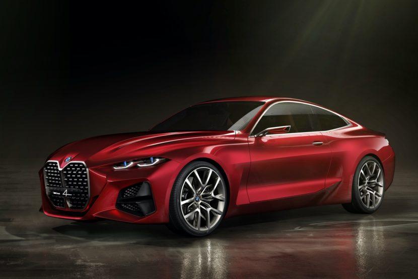 BMW Concept 4 Series 0 830x553