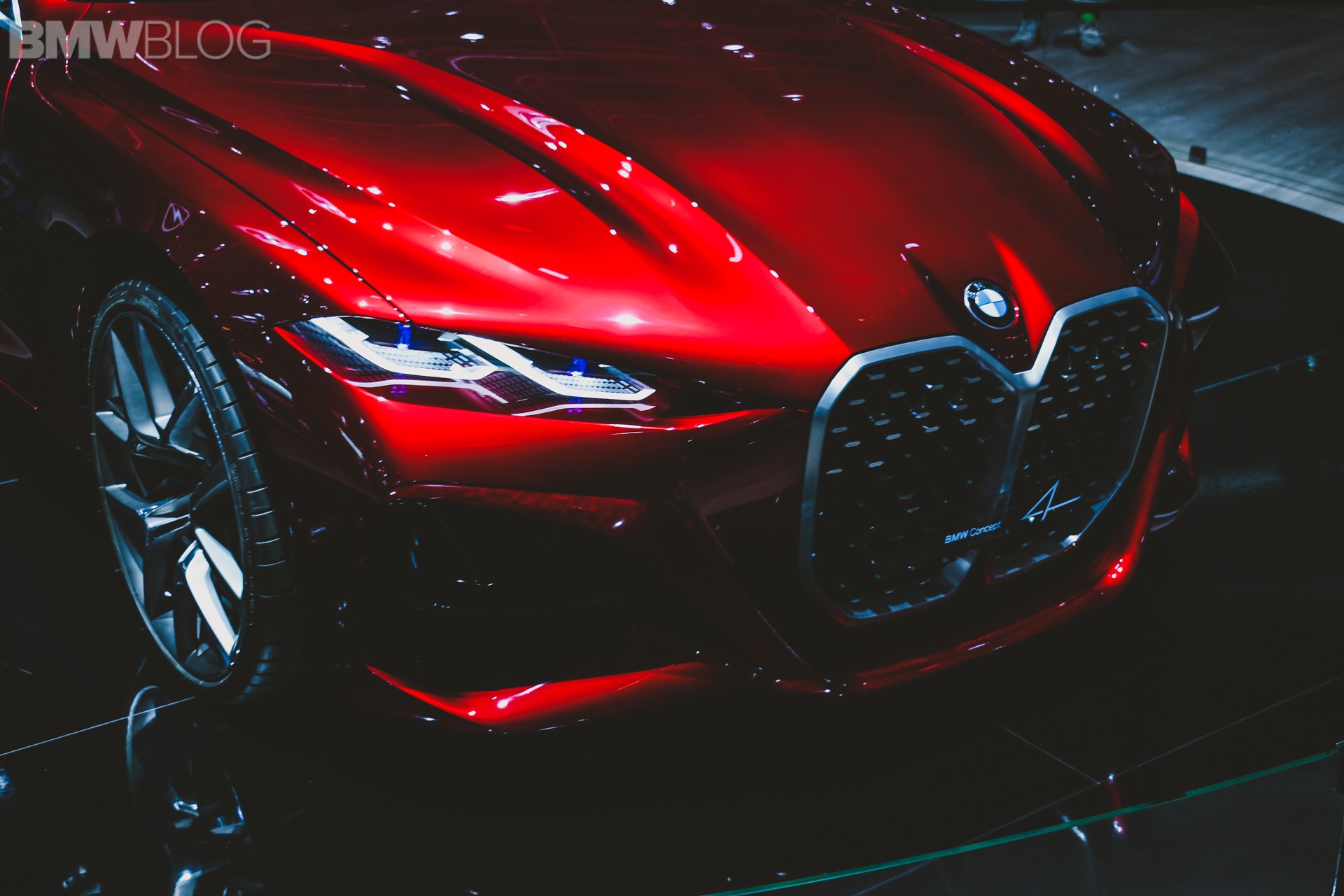 BMW Concept 4 Series 9
