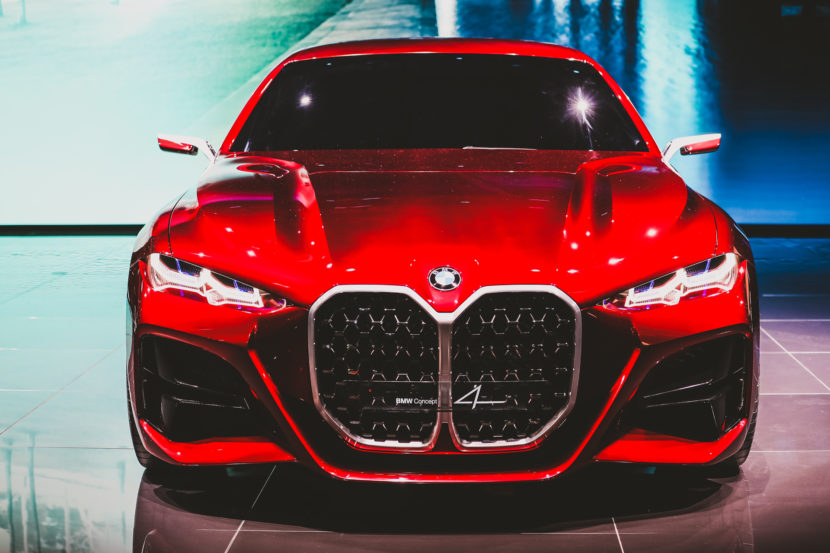 BMW Concept 4 Series frankfurt 20 830x553